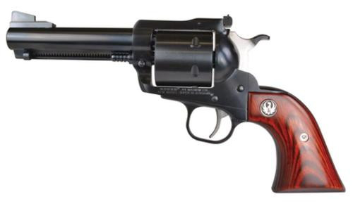 "Ruger Super BlackHawk Standard 44 RemMag 4.62"" 6rd Rosewood Grip Blued"