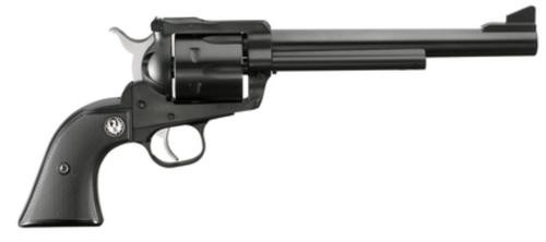 "Ruger Blackhawk 30 Carbine 7.5"" Barrel, Blued Single Action, 6 Rounds"
