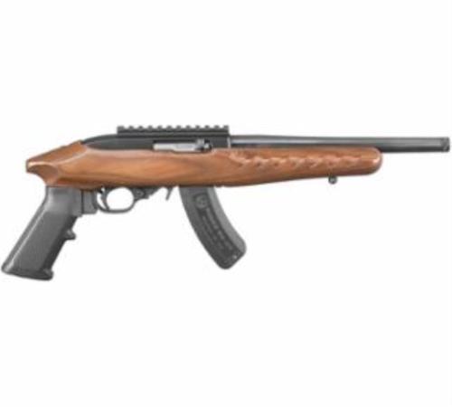 """Ruger Charger Pistol 22LR 10"""" Barrel, 15 Rd Mag"""