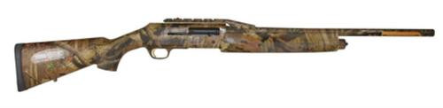 Browning Silver Deer Slug 12 Gauge 22 Inch Rifled Barrel With Cantilever Mount 3 Inch Chamber Composite Stock Mossy Oak Break-Up Infinity Camouflage 4 Round