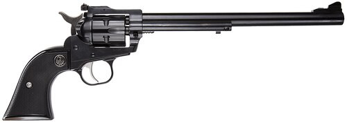 "Ruger Single-Six 22LR/22 Mag, 9.5"" Barrel, Adjustable Sights, Blued Finish"