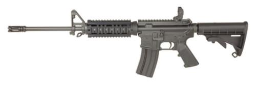 "DoubleStar Patrol Rifle 5.56/223 16"" Chrome Moly Lightweight Barrel DS416 Slimline Quad Rail Handguard 30 Round"