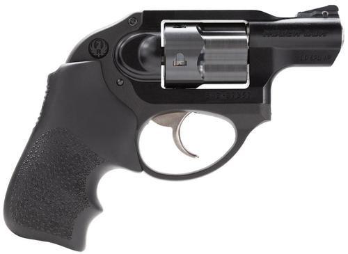 Ruger LCR Revolver 38 Special+P, Hogue Grip
