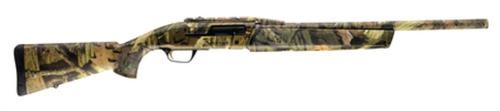Browning Maxus Rifled Deer 12 Gauge 3 Inch Chamber 22 Inch Barrel Cantilever Scope Mount Composite Stock Full Mossy Oak Break-Up Infinity Camouflage Finish 4 Round