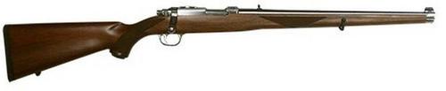 "Ruger 77/22 International, 22 Magnum 18.5"" Blue W/Full Length Wood Stock"