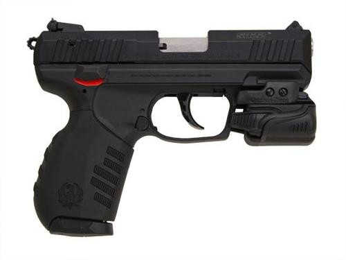 Ruger SR22 TALO Edition, Crimson Trace Railmaster Light