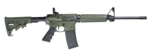 "Ruger AR-556 AR-15 5.56mm/223 Olive Drab Green 16"" Barrel,  30rd Mag"