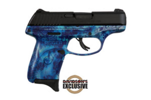 Ruger LC9S 9MM Kryptek Pontus Camo Finish7 Rd Mag