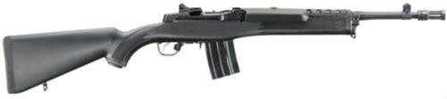 Ruger Mini 30 Tactical 7.62x39mm, Flash Hider and Ghost Ring Sight, 20rd