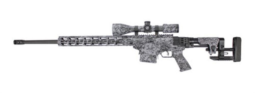 "Ruger Precision Rifle Custom Package, 6.5 Creedmoor, 24"", Urban Digital Camo W/ Scope"