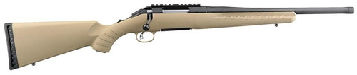Ruger American Ranch Compact, 300 Blackout, 5rd, Flat Dark Earth