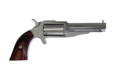 "North American Arms NAA ""The Earl"" 1860' Style Mini-Revolver, 22 Mag, 3"" Octagon Barrel"
