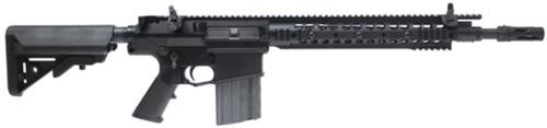 "Knights Armament SR-25 Advanced Precision Carbine with 16"" Cut Rifle Chrome-lined barrel"