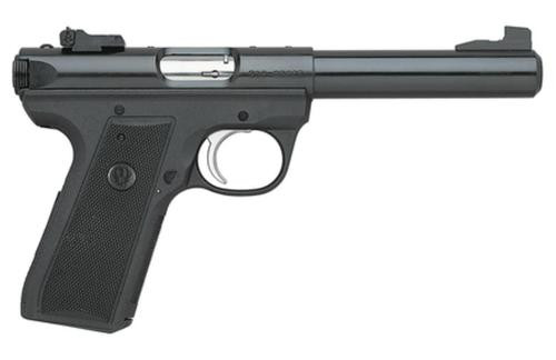 "Ruger Model 22/45 Mark III Rimfire Pistol, 5.5"" Barrel/Blue Finish"