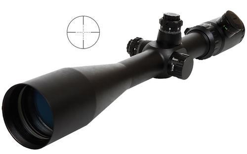 Sightmark 8.5-25x50mm Obj 14.66ft-4.97ft @100yd, 30mm Tube, Black Mil-Dot