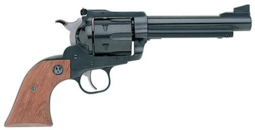 "Ruger Super BlackHawk Standard 44 RemMag 5.5"" 6rd Rosewood Grip Blued"