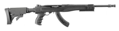 Ruger 10/22 Tactical W/I-Tac Stock, Folding Stock, 25 Rnd Mag