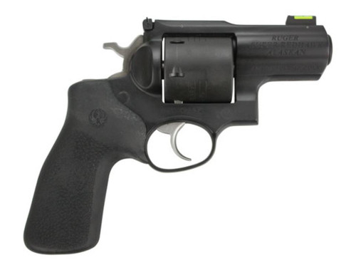 "Ruger Super Redhawk Impact Alaskan, .454 Casull, Black Cerakote, 2.5"" Barrel, Fiber Optic Sight"