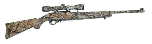 Ruger 10/22 NEXT G1 Vista Camo- Total Coverage, 22LR