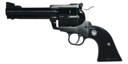 "Ruger BN-34X Blackhawk 357 Mag/9mm Convertible Cylinder 4-5/8"" Blued 6rd SAO"