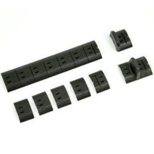 Noveske Rifleworks NSR Polymer Panel Set Black