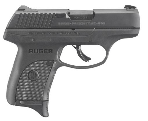 "Ruger LC9s Striker-Fired Compact No External Manual Safety 9mm 3"" Barrel 7 rd Mag"