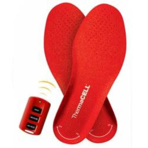 Thermacell Heated Insoles Original Rechargeable Large