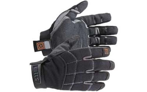 5.11 Tactical Station Grip Gloves, L, Black