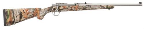 "Ruger M77/44 Rotary Magazine Rifle .44 Magnum 18.5"", G1 Camo"