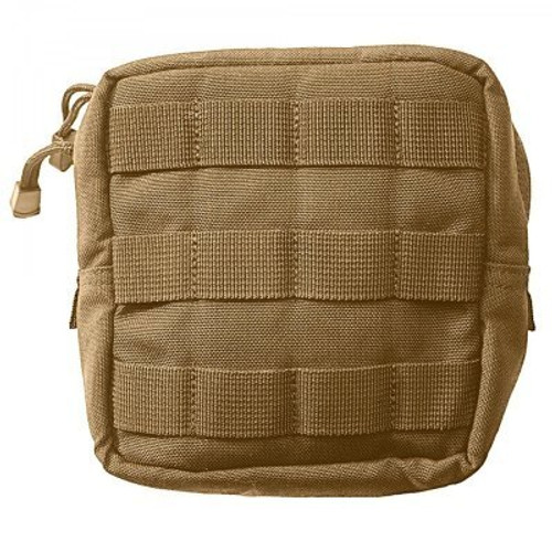 5.11 6X6 Padded Pouch, Flat Dark Earth