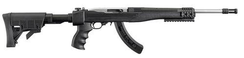 Ruger 10/22 Tactical, I-Tac Stock, Folding Stock, SS, 25 Rnd Mag