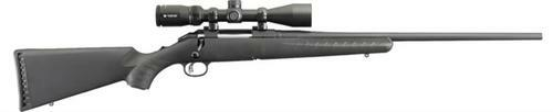 "Ruger American Rifle, .308 Win, 22"" Barrel, Vortex Crossfire II Scope, Mounted"