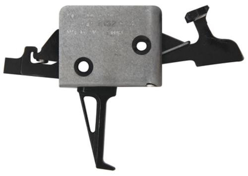 CMC Triggers AR-15 Drop In Two Stage Match Trigger, Flat 2-2 lb .154 Small Pin Receiver