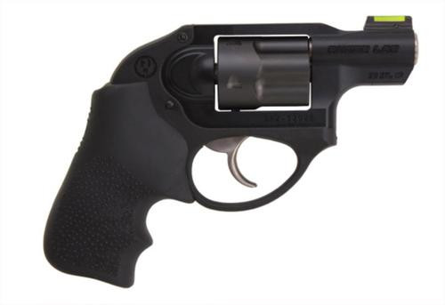 Ruger LCR .38 Special 5rd, Green HiViz front sight