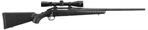 "Ruger American Bolt Action Rifle, .223 Rem, 22"" Barrel, 5 Rd, Black Synthetic"