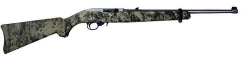 "Ruger 10/22 Take Down 22LR 18"" Barrel, Kryptek Highlander Camo, 10 Rd Mag"