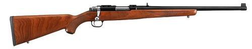 """Ruger Model 77/44 .44 Mag 18.5"""" Barrel Walnut Stock Adjustable Rear Sight 4rds"""