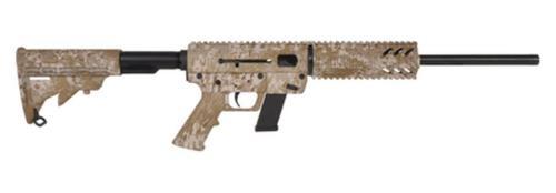 "Just Right Carbine 45 ACP 16.25"" Threaded Barrel Collapsible Stock Desert Camo Finish 13 Round Glock Magazine"