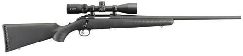 "Ruger American Rifle .30-06 Springfield, 22"", Matte Black, Vortex Crossfire II, 4rd"