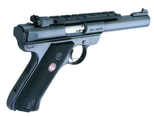 """Ruger Mark III 512 Target 22LR 5.5"""" Barrel, 10rd Mag"""