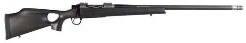 Christensen Summit Ti-Th 6.5 Creedmoor 24In 1/8 Aerograde Thumbhole Natural Carbon Finish Stock 6.5 Creedmoor