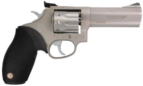 "Taurus Model 990 Tracker 22LR 4"" Barrel Adjustable Sights, Ribber Grip, Matte Stainless 9 Rounds"