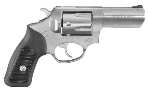 "Ruger SP101 357 Mag 3"" Barrel, Rubber Grip, Fixed Sights, 5 Shot"