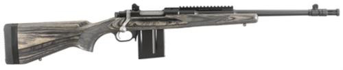 Ruger Gunsite Scout Rifle, 308, 10 Round Detachable Mag, Left Hand
