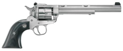 "Ruger Single-Six Hunter 22LR/22 Mag, 7.5"", 6rd Black Lam Wood Satin Stainless"