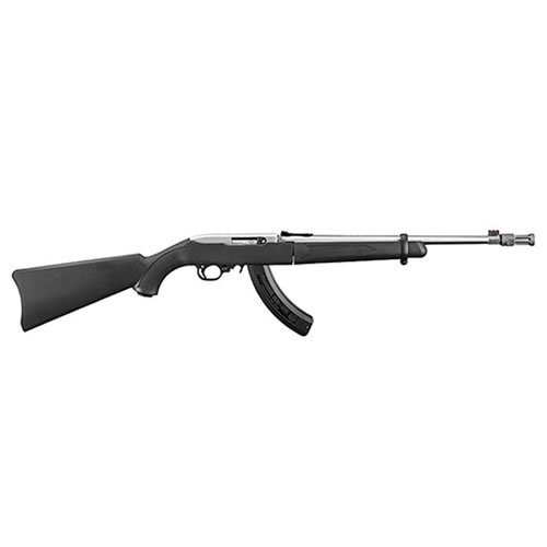 "Ruger 10/22 Takedown Rifle .22LR 16"" SS Threaded Barrel, 25 Rnd Mag"