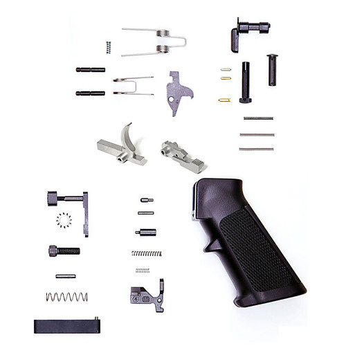 Anderson AR-15 Lower Parts Kit, 5.56mm/223 Multi-Cal, SS Hammer and Trigger