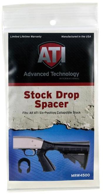 Advanced Technology MRW4500 Stock Drop Spacer Glass Filled Nylon Black
