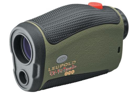 Leupold RX 6x Rangefinder 23mm 6 yds 850 yds, 314 ft @ 1000 yds, Black/Olive