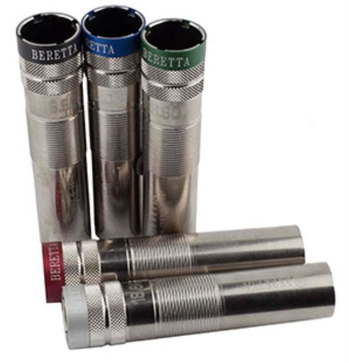 Beretta Optima Choke Tube HP, Extended Silver, Improved Modified, 12 Gauge